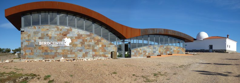 Monfrague Birdcenter