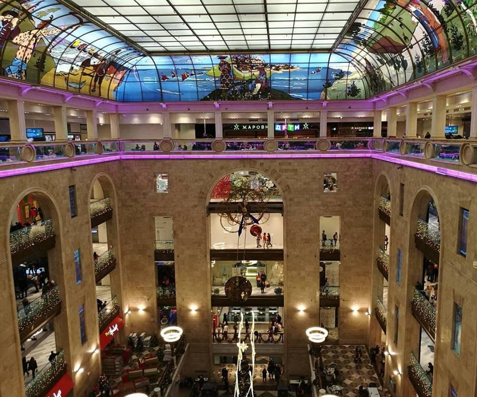World Map Moscow%0A Children u    s World Department Store  Detskiy Mir