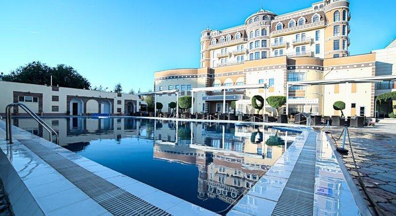 Отель Жаннат Ридженси