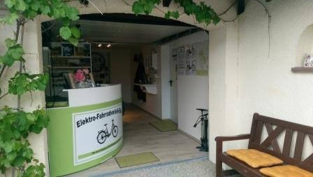 Elektro Fahrradverleih Eifel