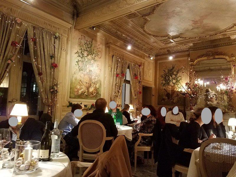 la salle a manger salon de provence omd men om