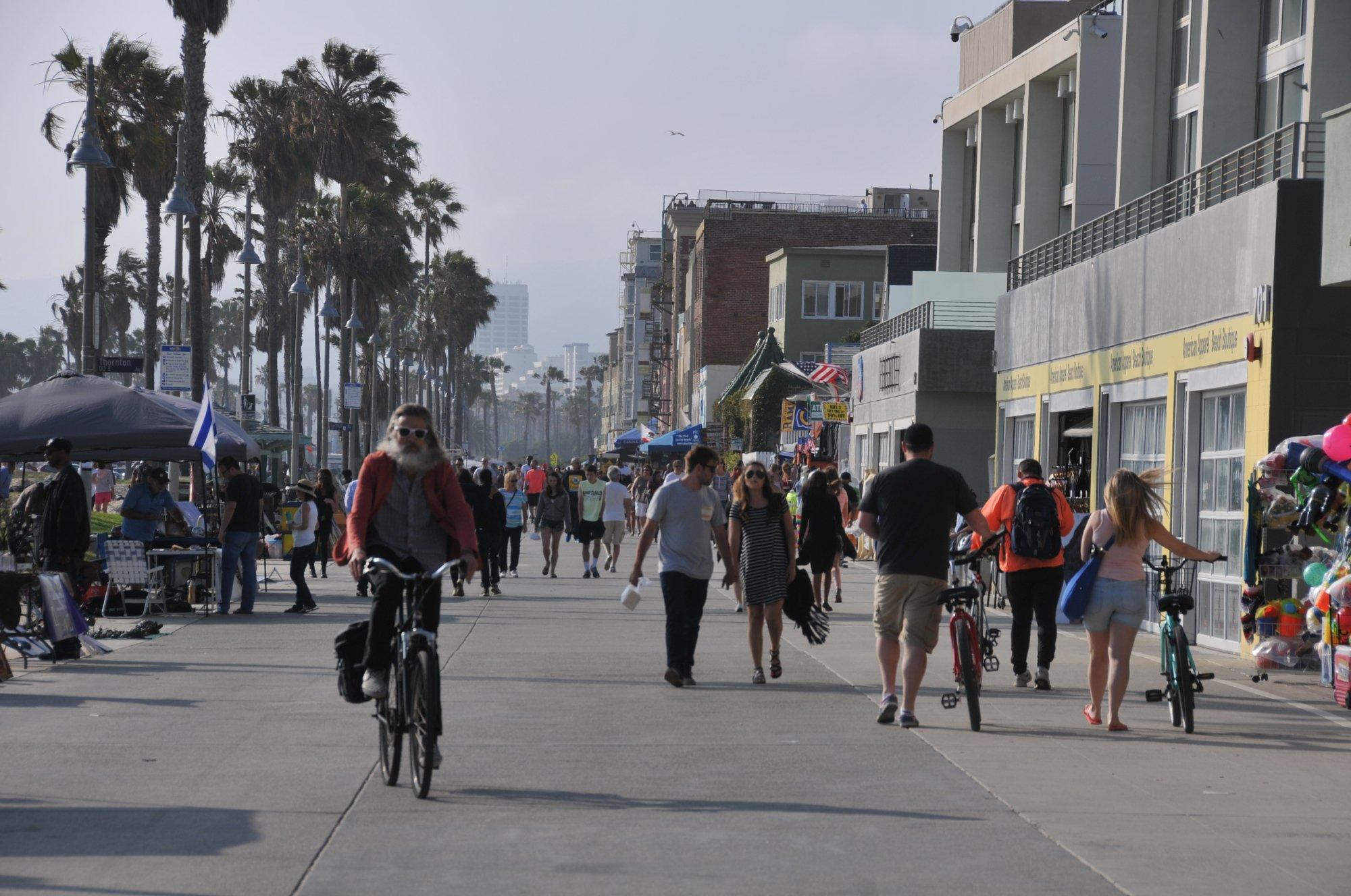 Venice Beach, Los Angeles, CA