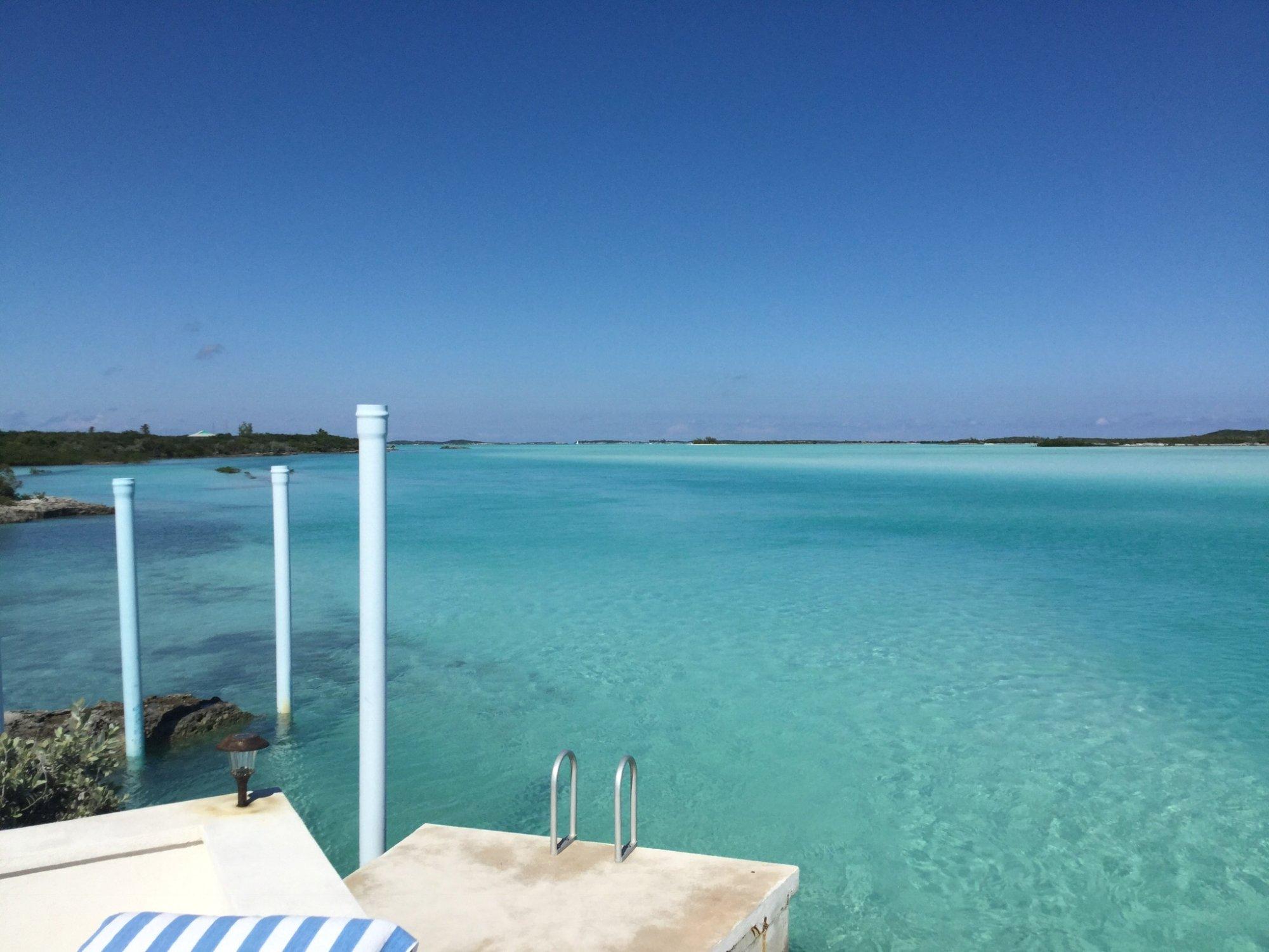 Rien de mieux pour la baignade, eau chaude et cristaline(Bay view vacation rental villa #1)