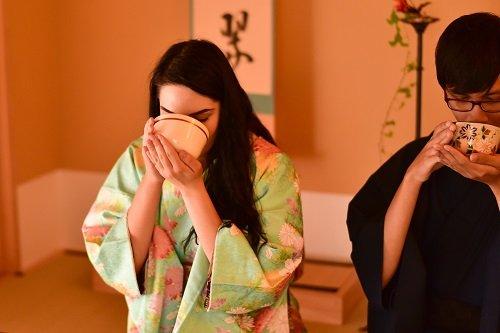 Tessen Tea Ceremony