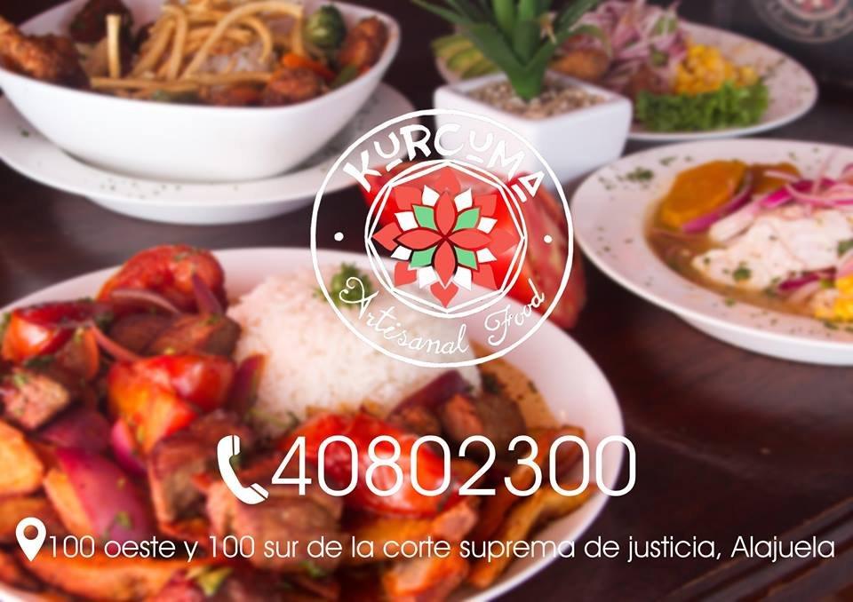 Image result for kurcuma Artisanal Food Alajuela