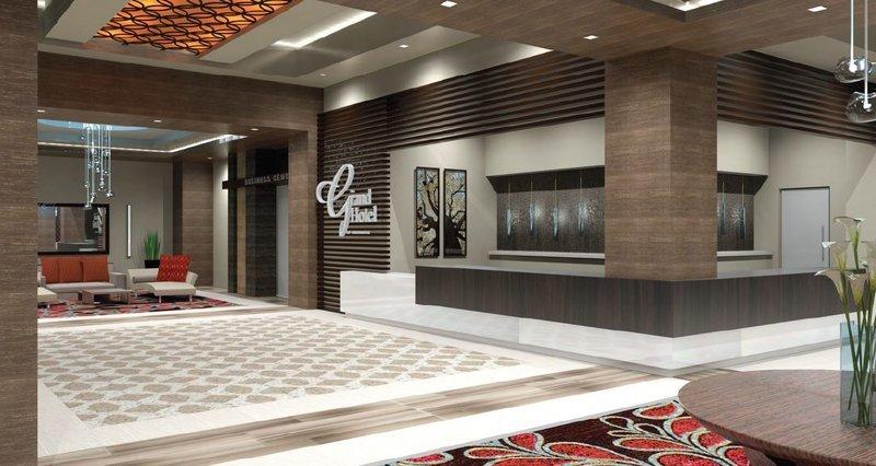 Coushatta Grand Hotel