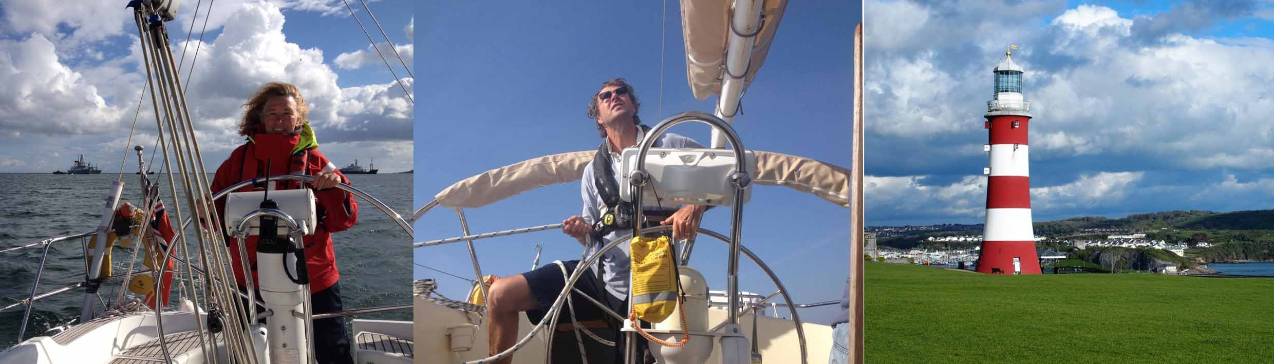 Start Point Sailing and Sail West Charter