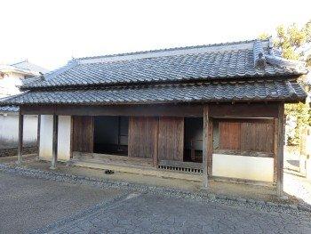 Kakegawa Castle Otemon Guard House