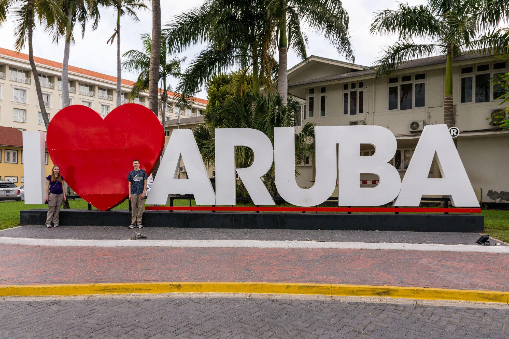 Kids Loved Aruba