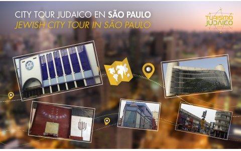 Jewish Tour in Sao Paulo
