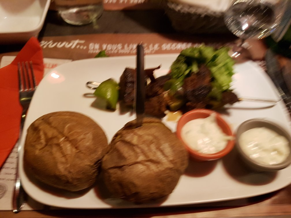 Restaurant buffalo grill dans thonon les bains avec for Ai cuisine thonon