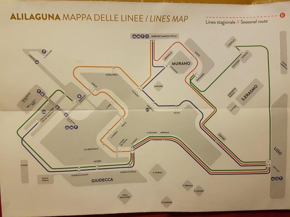 Russia Map Airports%0A Alilaguna Public Transport Service