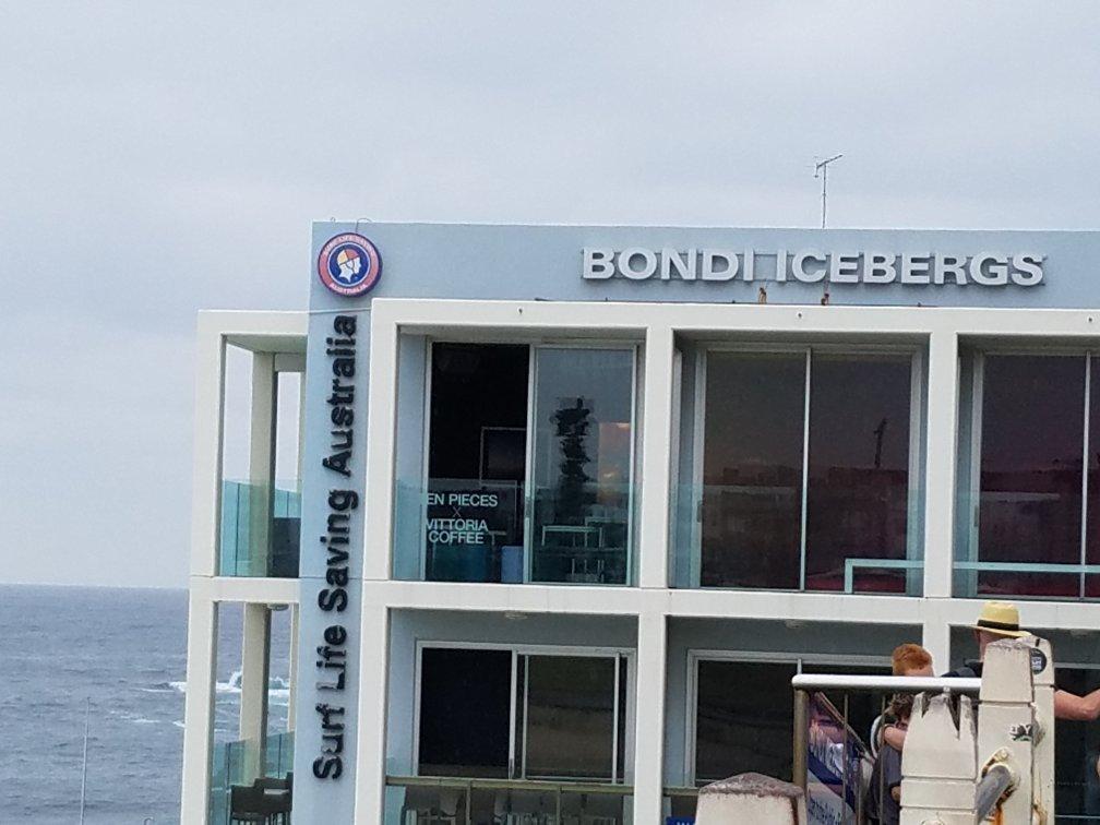 Icebergs Dining Room & Bar, Bondi - Bondi Beach - Restaurant