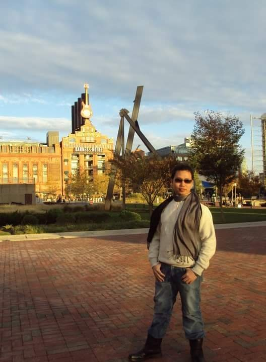 When in Baltimore, come and visit the Inner Harbor in Downtown Baltimore..