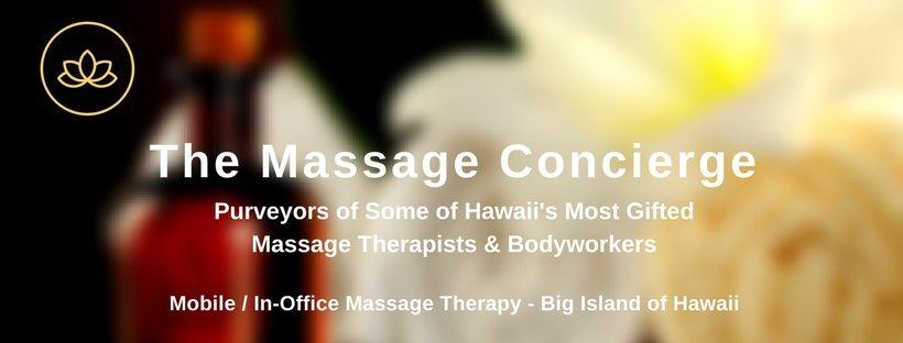 The Massage Concierge