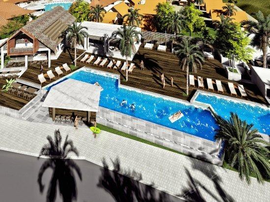 Pandawa Beach Club