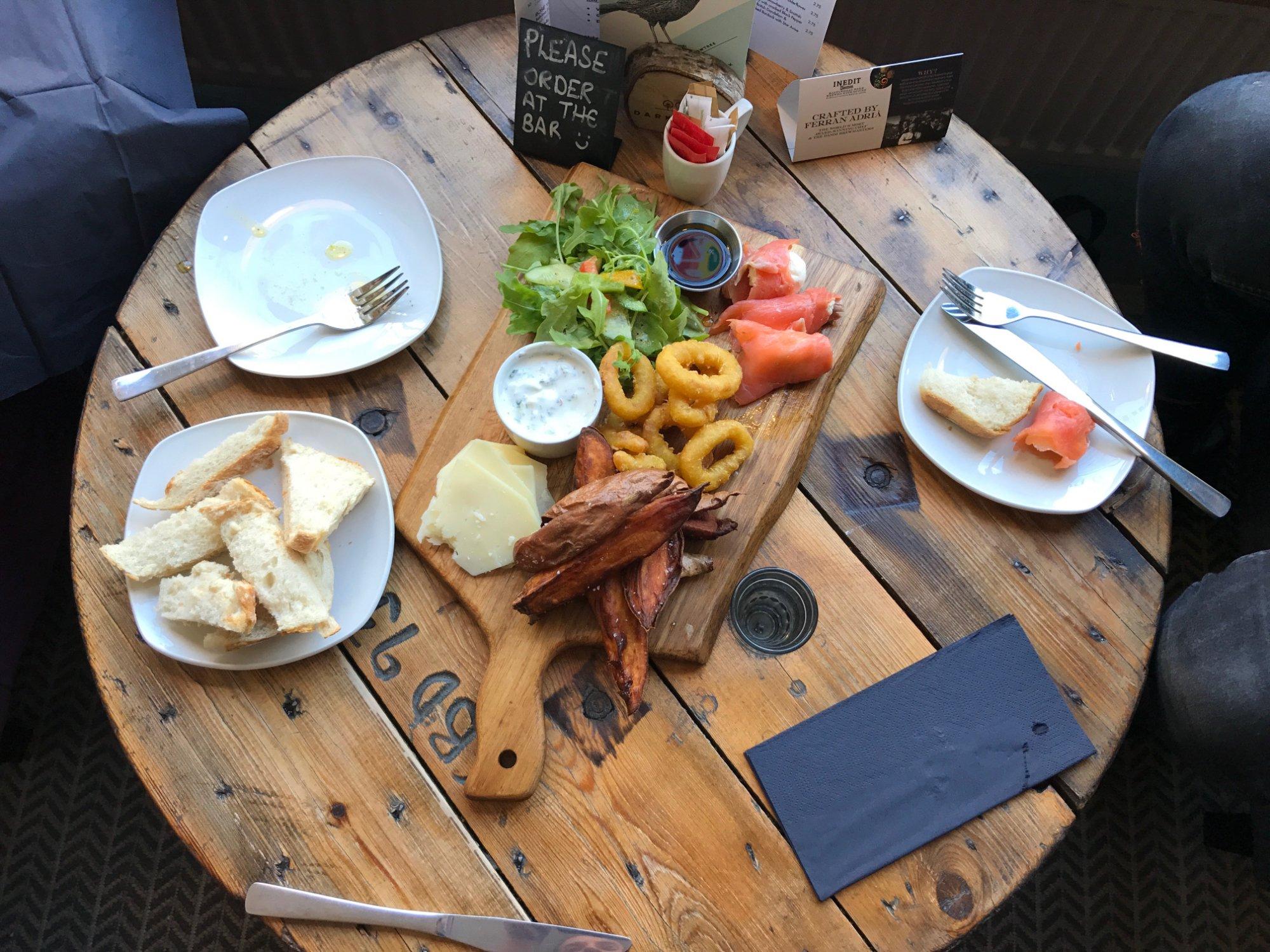 England, United Kingdom Food Guide: 10 Bar food Must-Eat Restaurants & Street Food Stalls in Hebden Bridge
