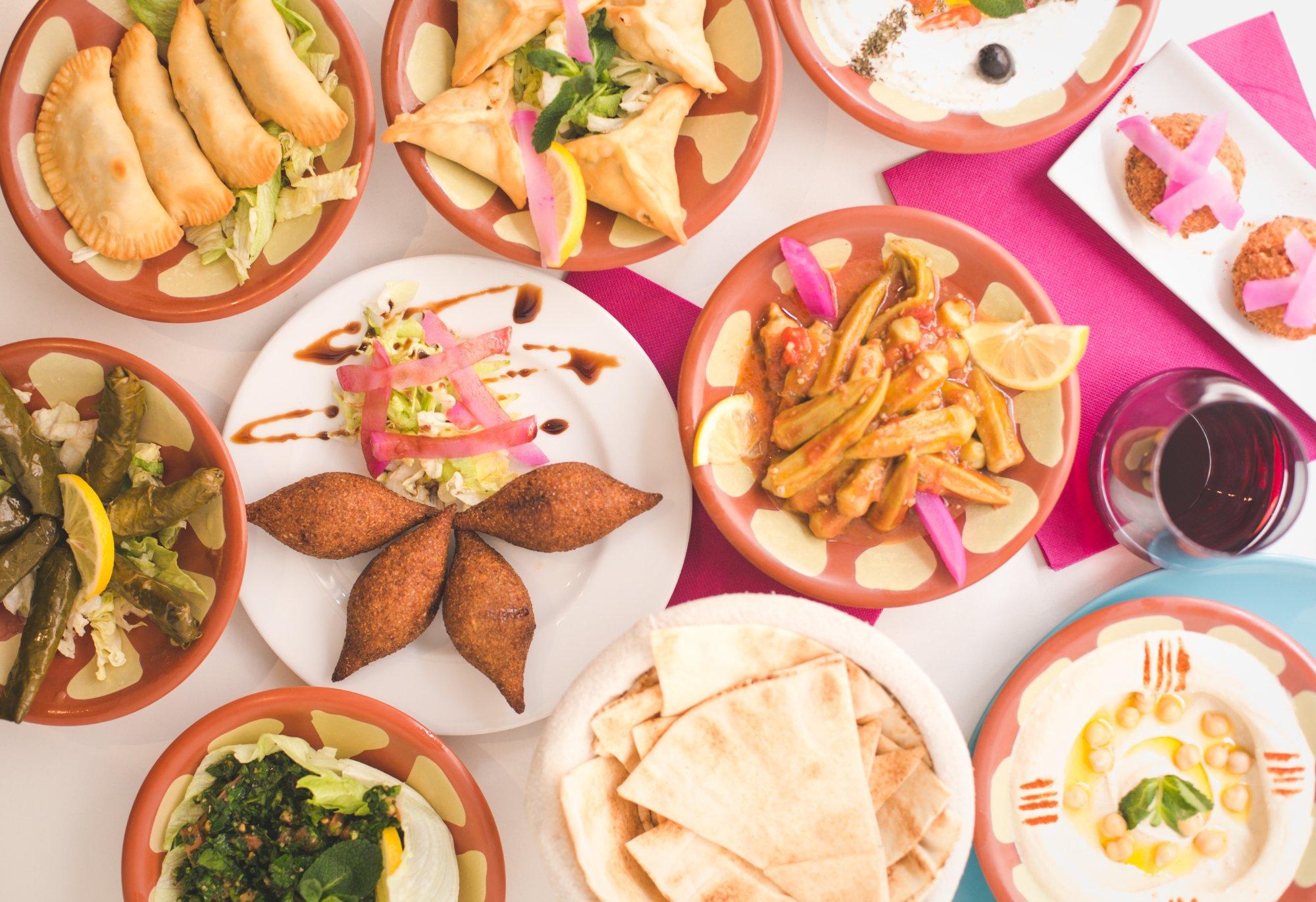 Best Mediterranean food near Woippy, France
