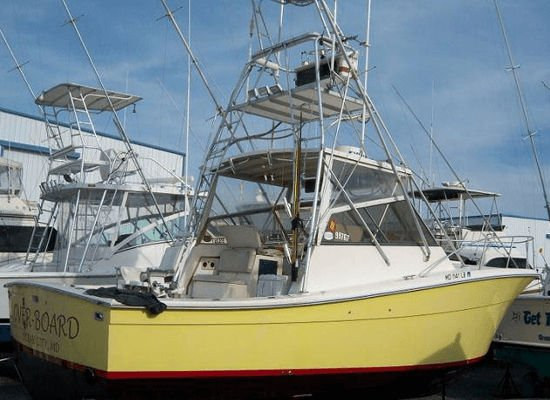 Over-Board Sportfishing