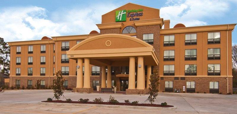 Holiday Inn Express Jackson/Pearl International Airport