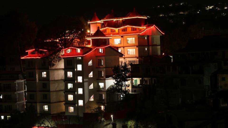 Sanobar The Grand White Shimla - A Luxury Hotel