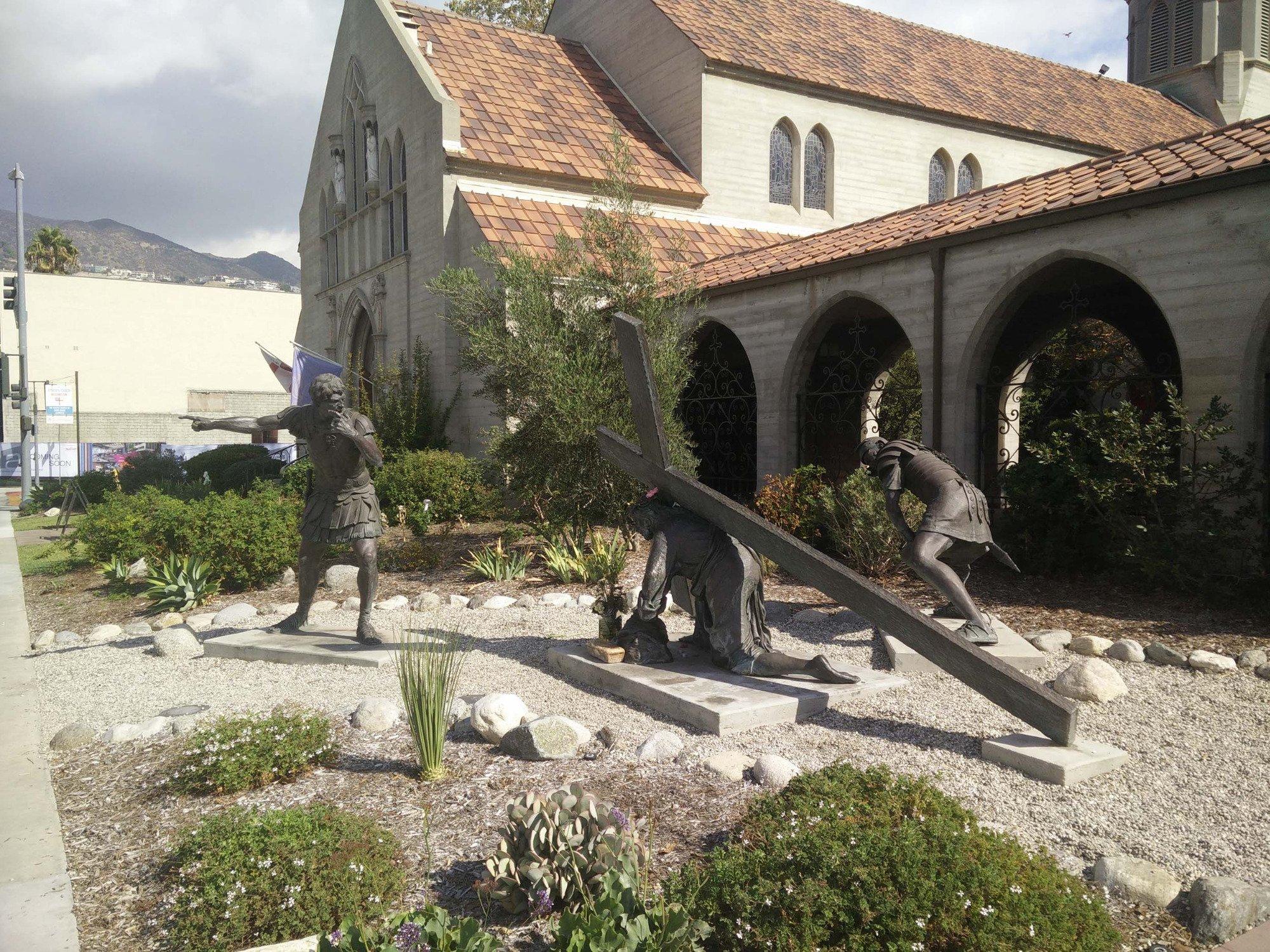 Церковь в Лос-Анжелесе