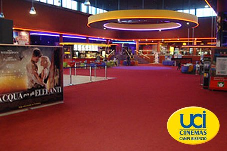 ‪UCI Cinemas Firenze‬