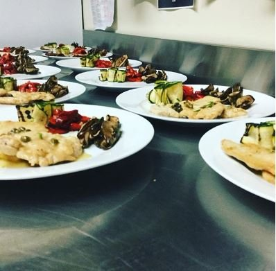 Parties and Catering