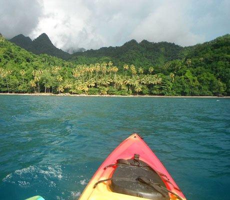 Découverte de criques et ilets dans le Nord de la Martinique