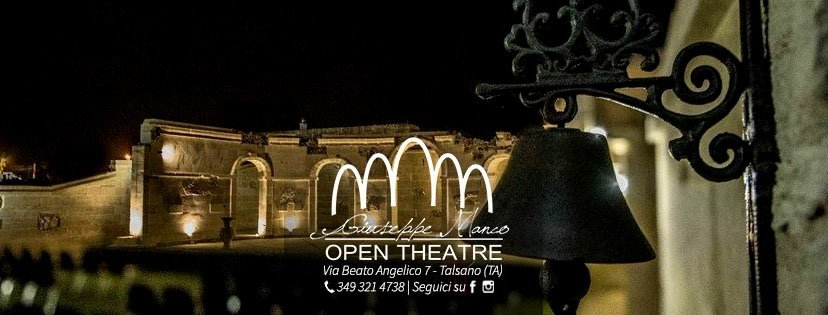 Giuseppe Manco Open Theatre Restaurant