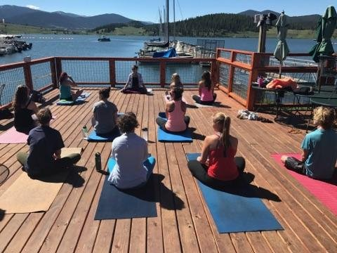 Summit County Yoga Project