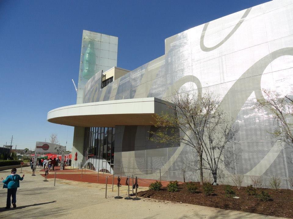 Coco-cola museum