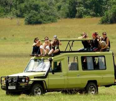 Safari Car Rental Rwanda