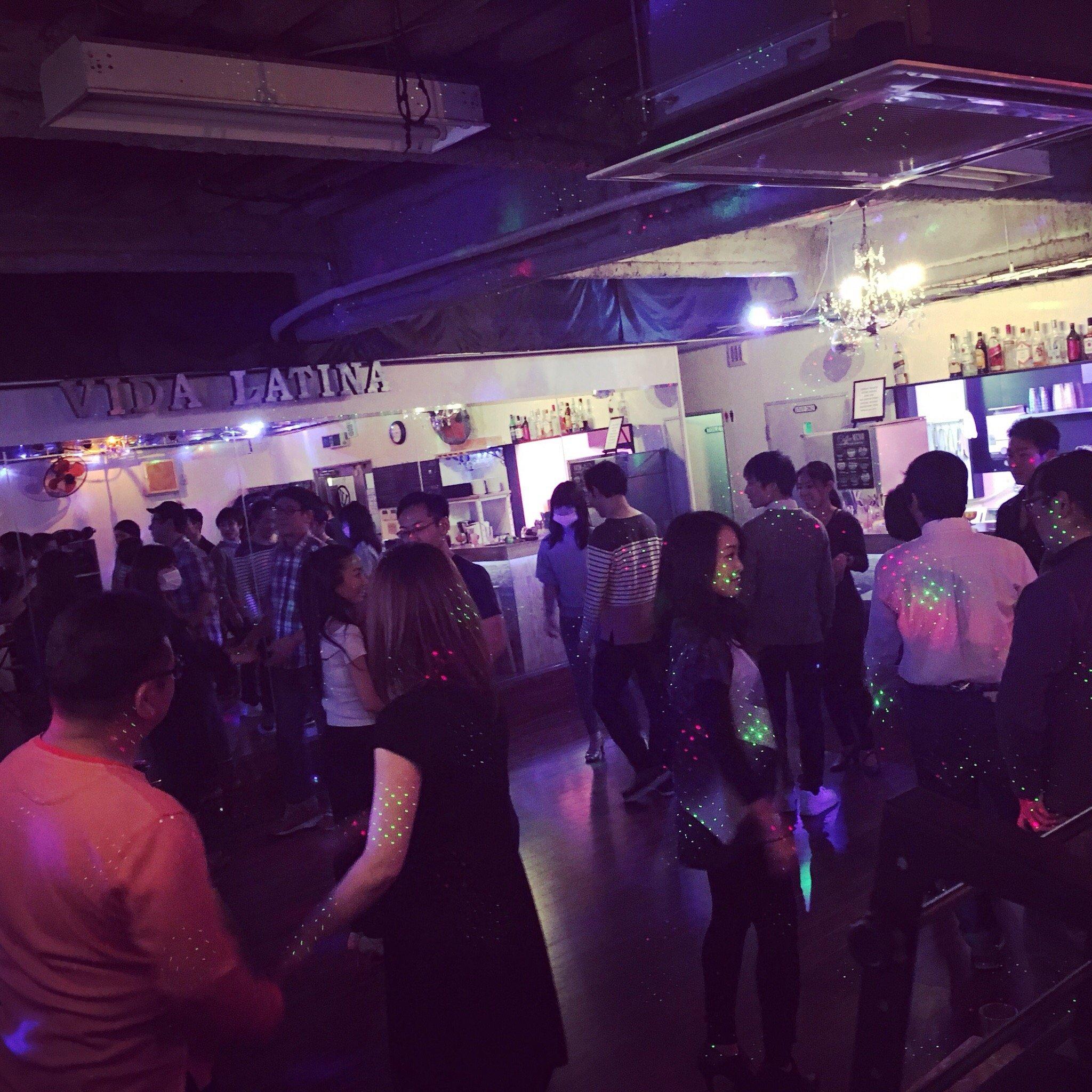 OSAKA DANCE CLUBS Enjoy-latin-music-dance