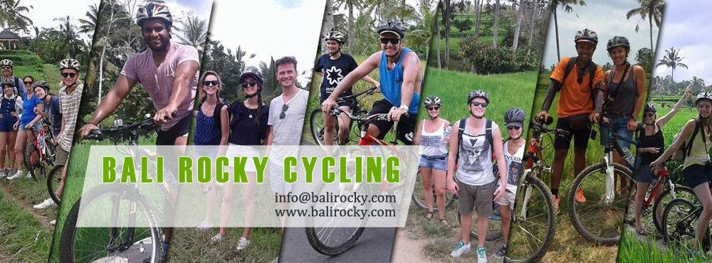 Bali Rocky Mountain Cycling Tour