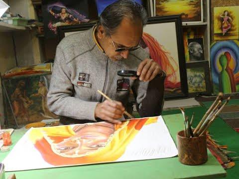Artist Mahesh Sharma's Gallery