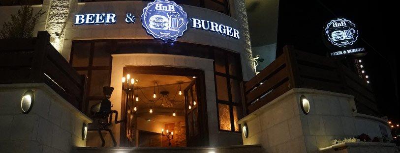 BnB - Beer & Burger