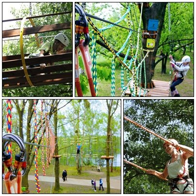 Lina Adrena Rope Park