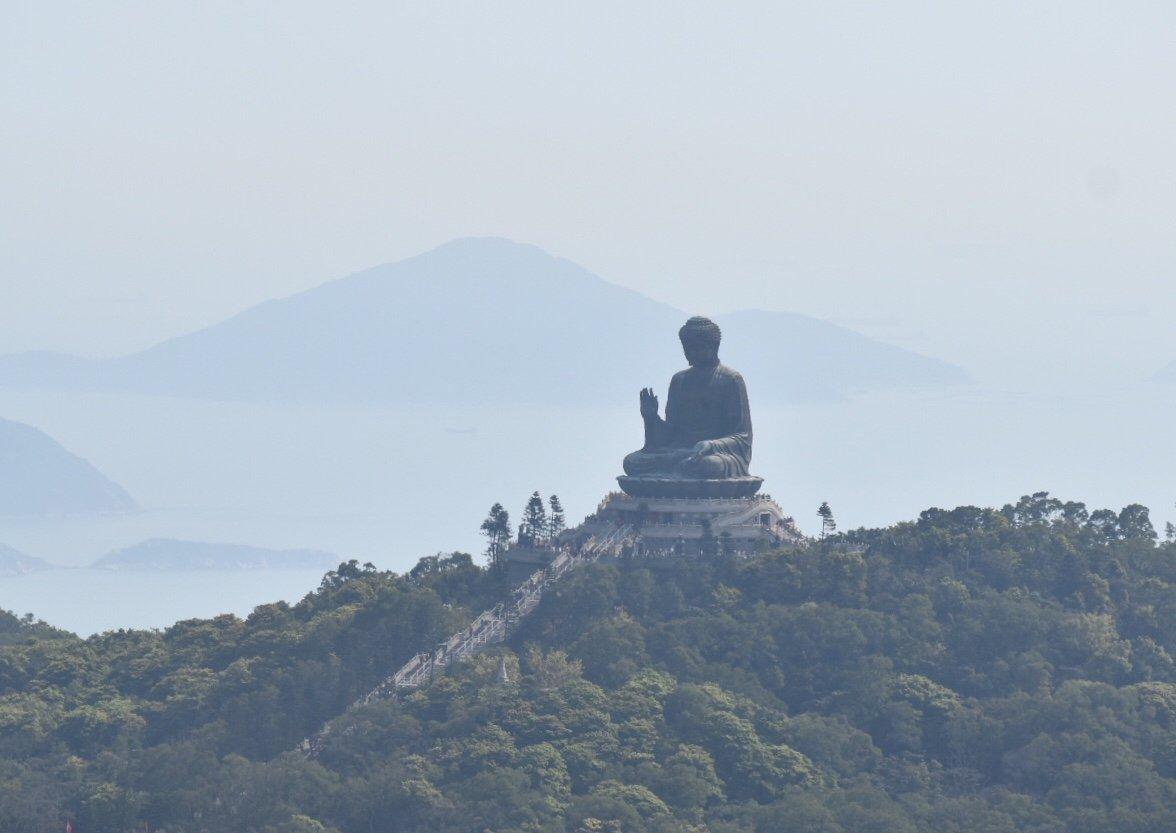 The Giant Buddha