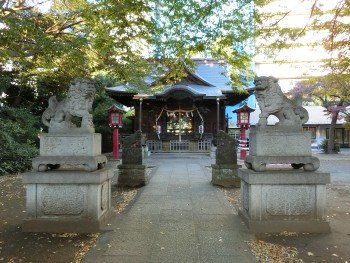 Egota Hikawa Shrine