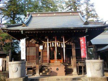 Toyotama Hikawa Shrine