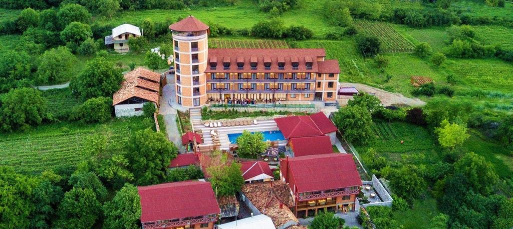 Hotel Savaneti