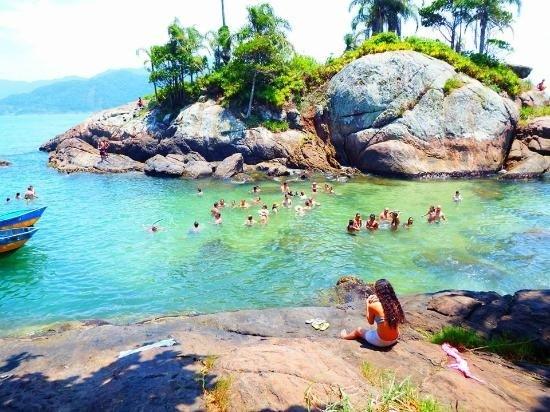 Ilha do Guarau