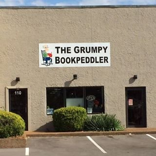 The Grumpy Bookpeddler