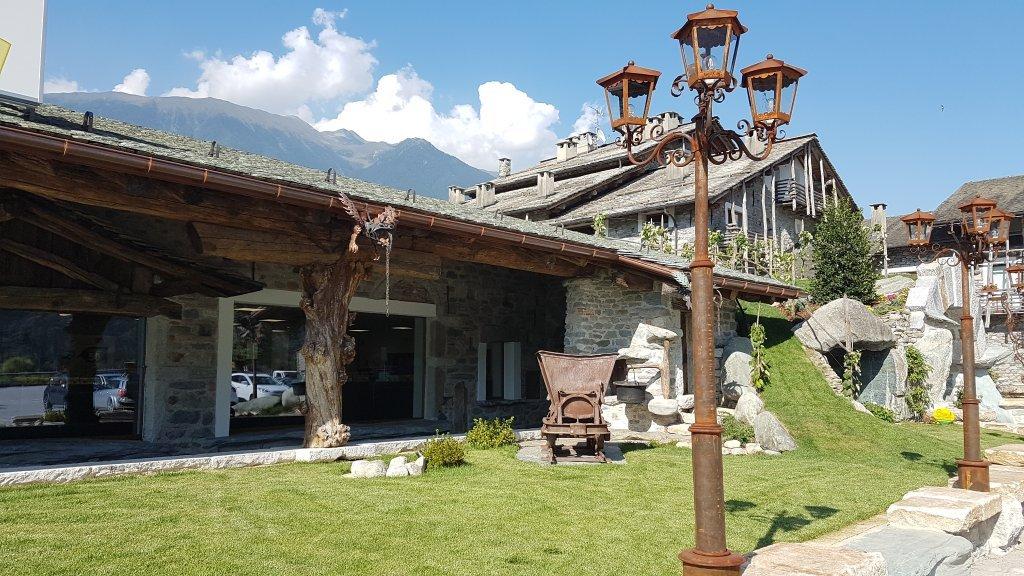 La Brace Hotel Ristorante