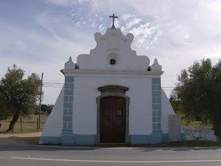 Ermida de Santa Barbara do Degebe