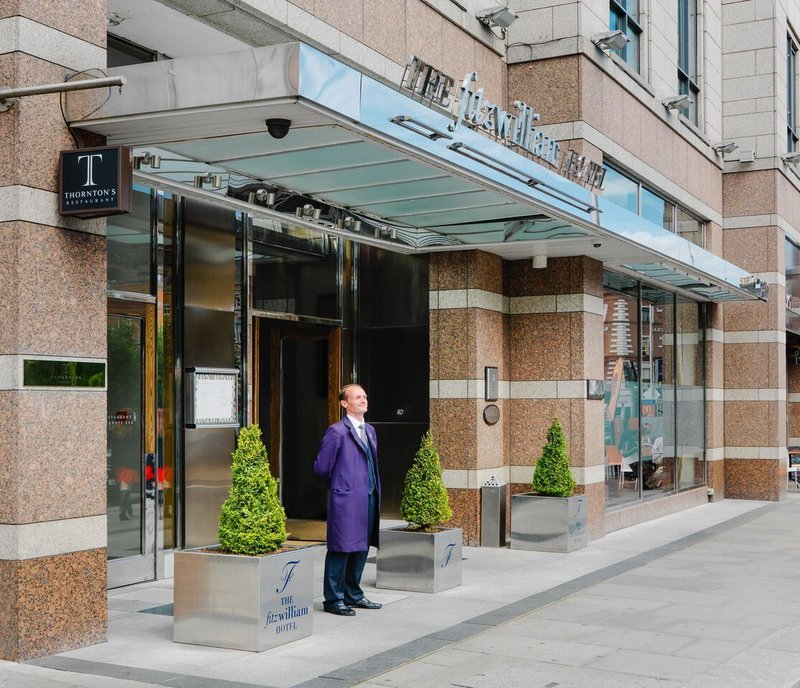 Fitzwilliam Hotel Dublin