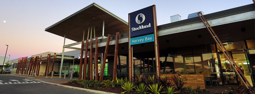 Stockland Hervey Bay