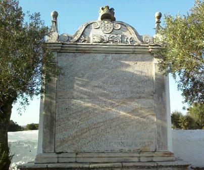 Padrao Comemorativo da Batalha de Montes Claros