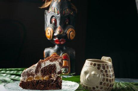 нежнейший шоколадный торт
